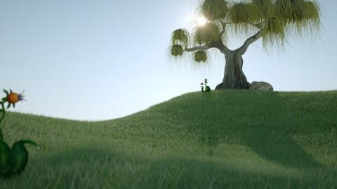 Wiese+Baum